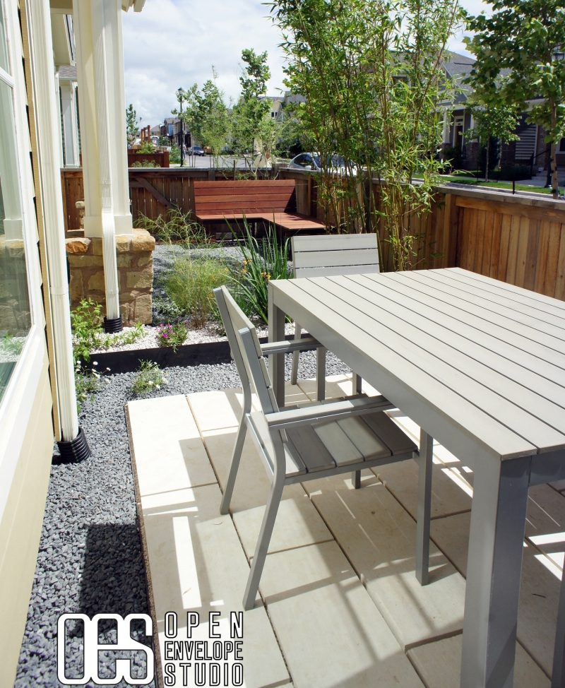 OES   Small space patio